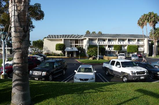 front entrance of the hotel picture of dana point marina inn dana rh tripadvisor com sg