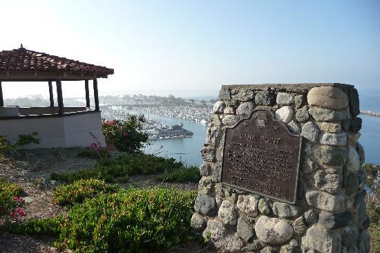 Dana Point Marina Inn: Ken Sampson look out point