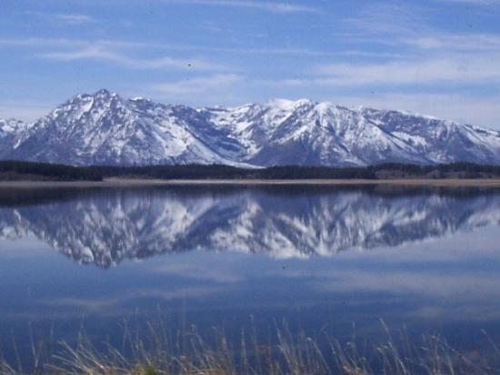 Signal Mountain Summit Road: Signal Lake