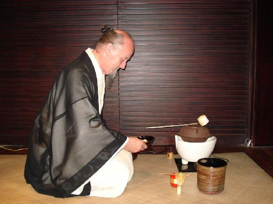 The Bale: Japanese Tea Ceremony - by a Danish Tea Master!