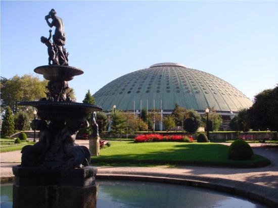 Palácio de Cristal : PALACIO  DE CRISTAL