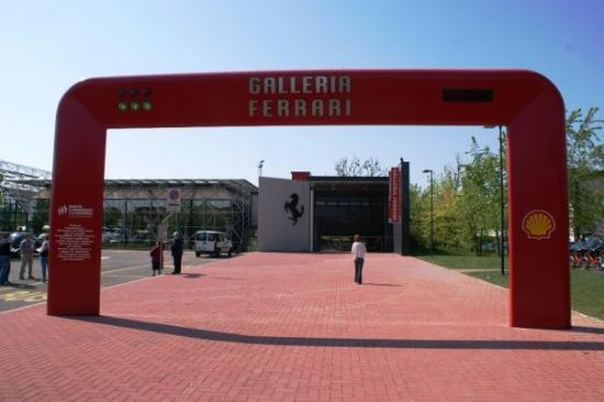 Museo Ferrari ภาพถ่าย