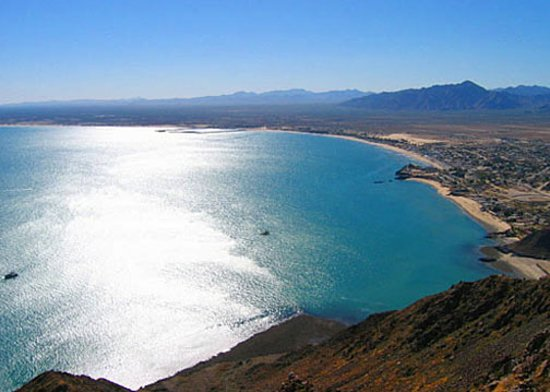 San Felipe, México: mother nature could have not done a better job.