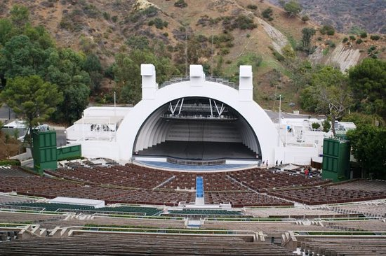‪Hollywood Bowl Overlook‬