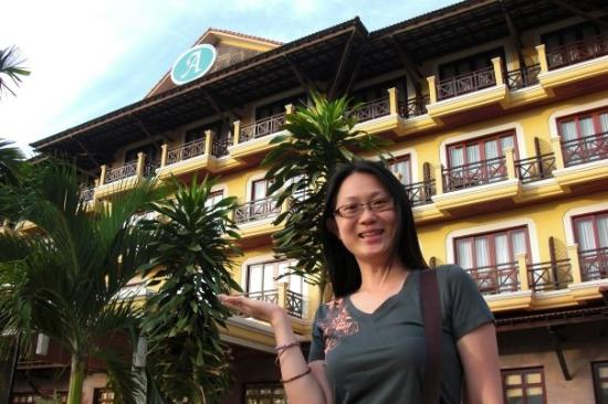 أنكور بارادايس هوتل: Allson Angkore Paradise Hotel