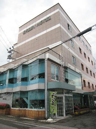 Green Hotel Aizu: ホテル外観