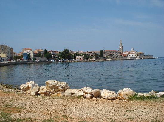 Pical Hotel: View of Porec