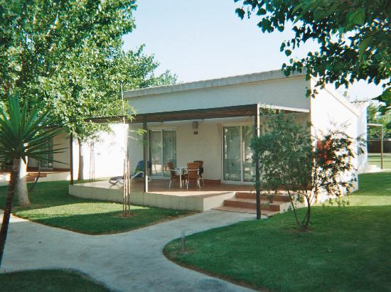 Valentin Playa de Muro: Cute little bungalow.