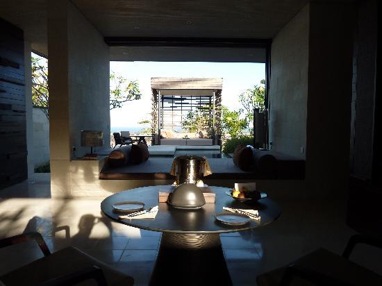 Alila Villas Uluwatu: Villa interior