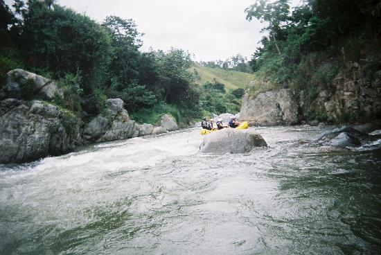 Occidental Caribbean Village Playa Dorada: White water rafting