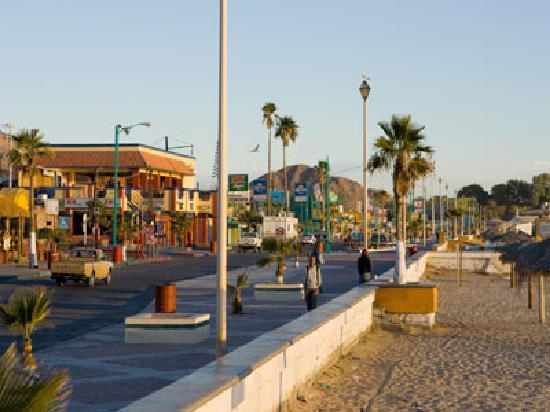 San Felipe Malecon