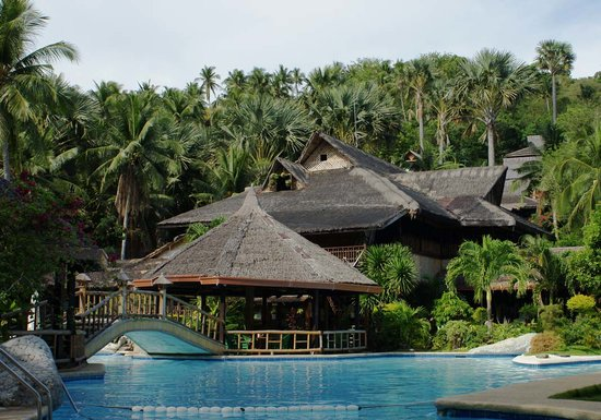 Coco Beach Island Resort: Main House