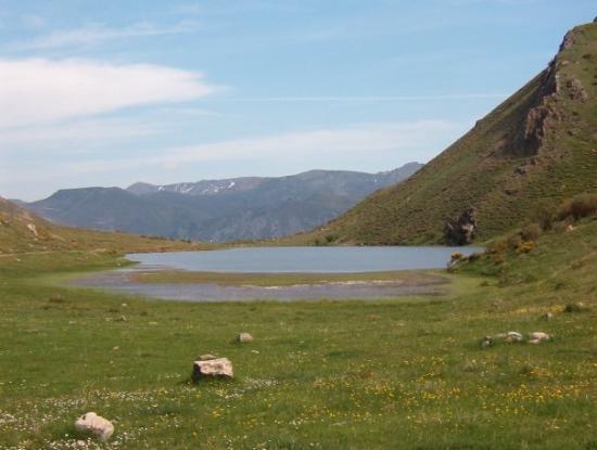Villablino, สเปน: Lago de Babia