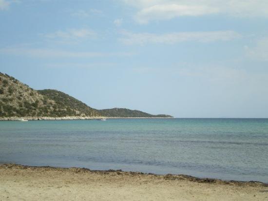 Nea Makri Greece Schinias Beach