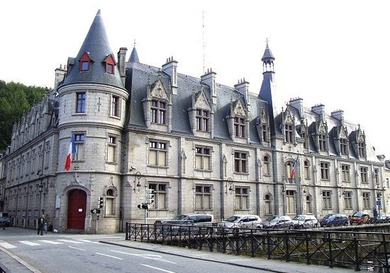 Restaurants in Quimper: international