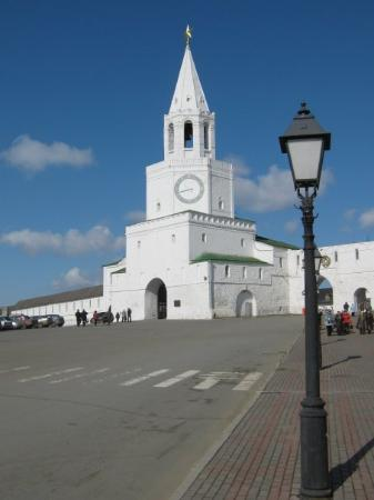 Kazán, Rusia: Kazan Kremlin
