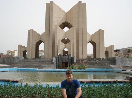 Poets Tomb (Maqbaratol Shoara)