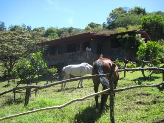 Arco Iris Lodge: cabin we rented
