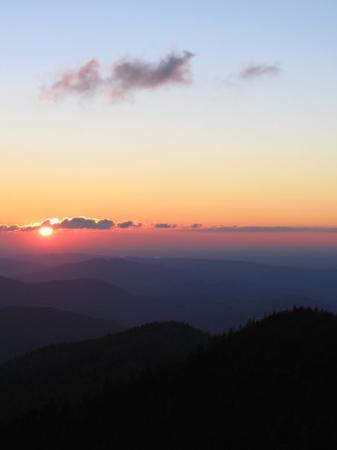 Mount LeConte Image