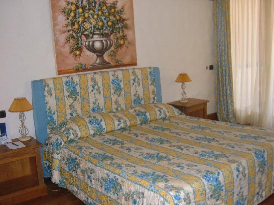 Grand Hotel Mazzaro Sea Palace : Room #109 Mazzaro Sea Palace
