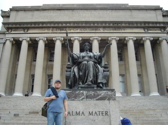 Columbia University : COLUMBIA, LOW LIBRARY