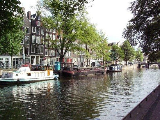 Prinsengracht航道