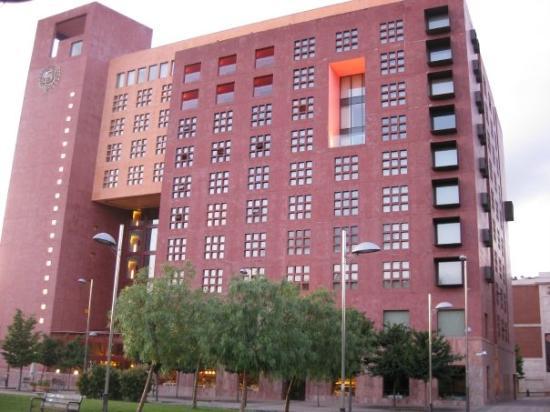 Melia Bilbao: hotel sheraton que je vous conseille fortement!!!