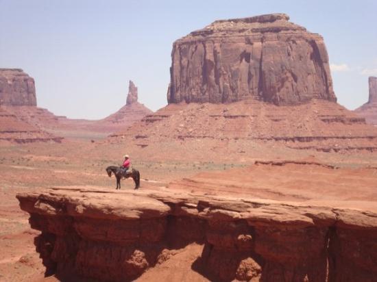Window Rock, AZ: Monument Valley UT  Navajo Chief