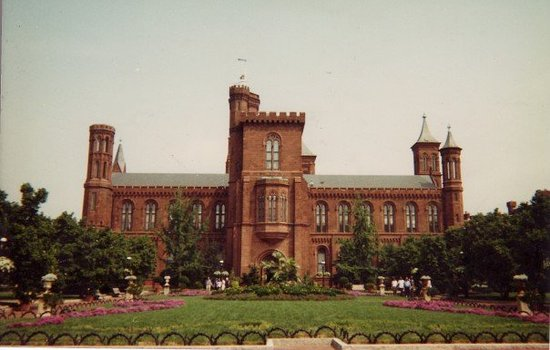 Smithsonian Institute-bygningen