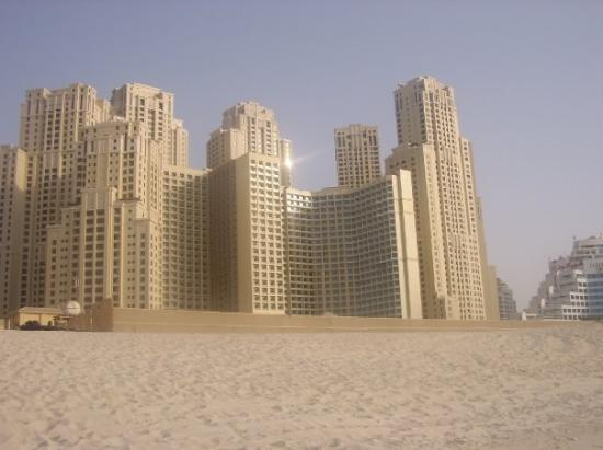Jumeirah Beach Residence Picture