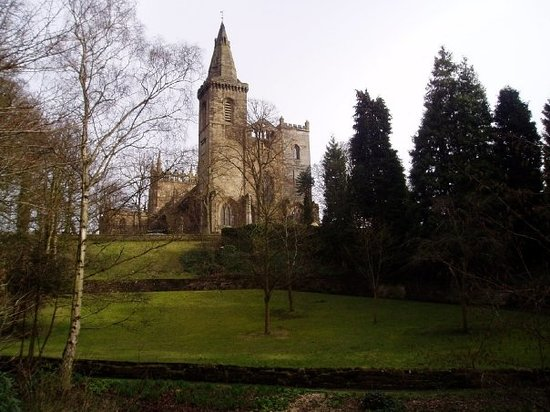 ‪Dunfermline Abbey and Palace‬