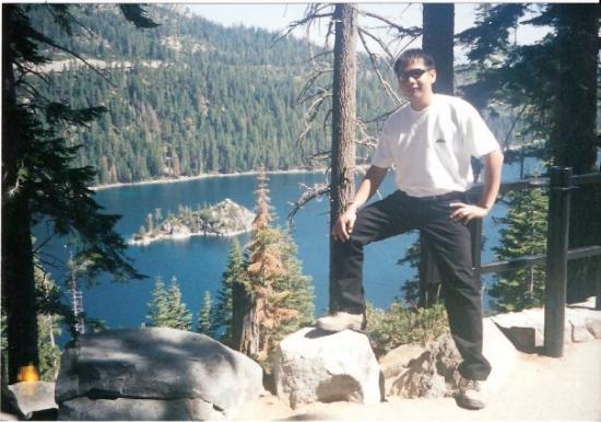 Tahoe Vista Trail: Lake Tahoe's Emerald Bay