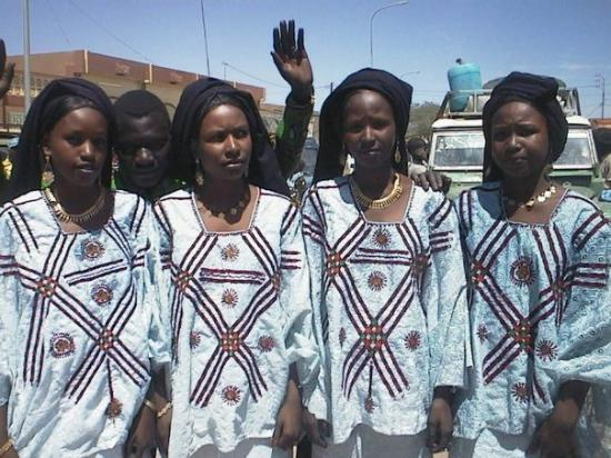 festival in Agadez, Niger
