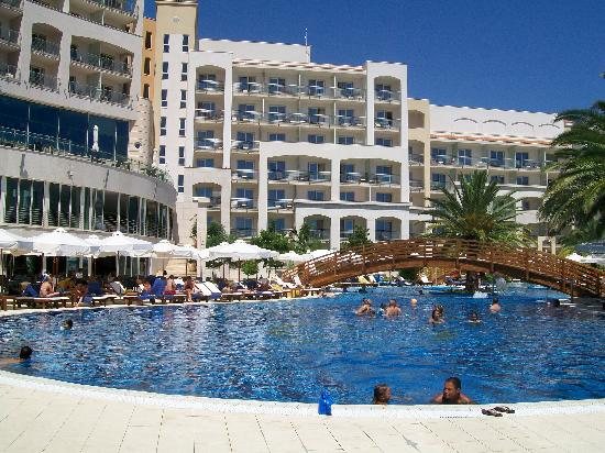 Hotel Splendid Conference & Spa Resort: The main outdoor pool