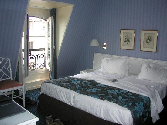 FACADE - Picture of Hotel Turenne Le Marais, Paris - TripAdvisor