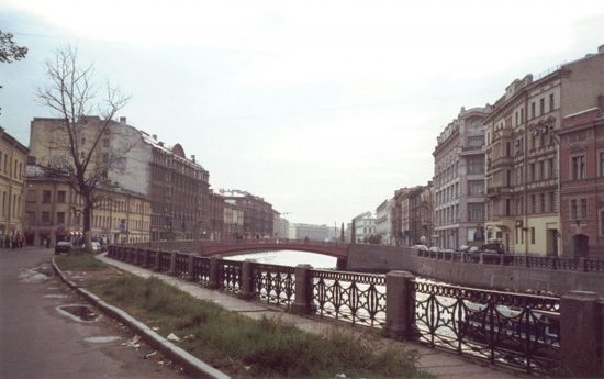 Moika Embankment
