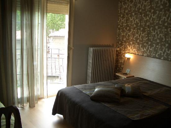 La Chaumiere: Das Zimmer