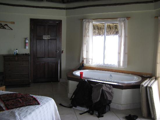 Coral Lodge: Our Room