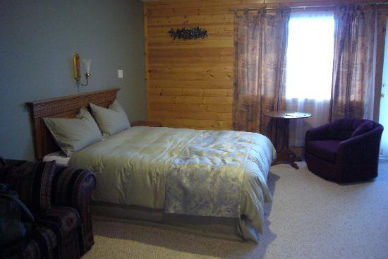 Glenogle Mountain Lodge & Spa : Bedroom