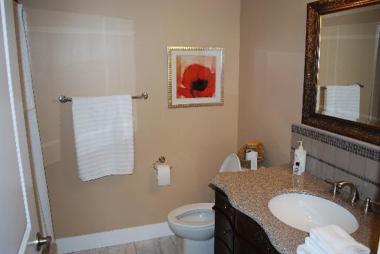 Brin de Soleil B&B: Bathroom