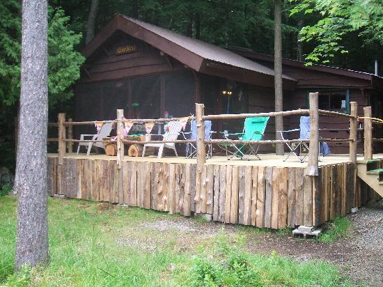 Cochran's Cabins: Camp Jenny