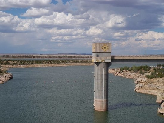 Σάντα Ρόζα, Νέο Μεξικό: Santa Rosa, NM, United StatesSanta Rose Lake & Dam