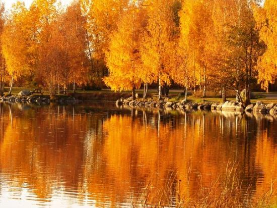 Falun, Suecia: non sembra vero!!!
