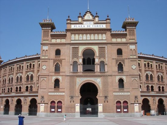 Madrid, Spain: Las Ventas