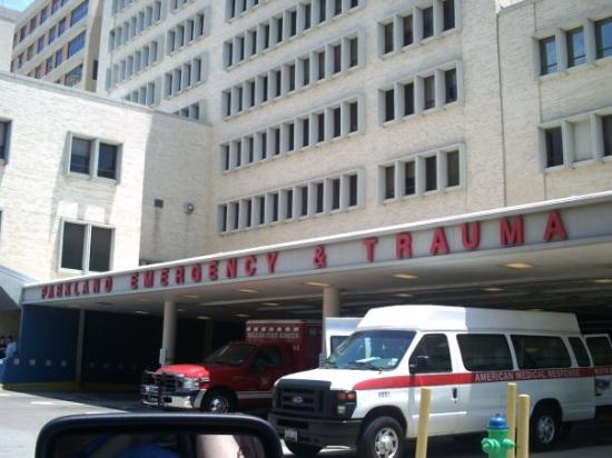 Parkland Hospital - Picture of Dallas, Texas - TripAdvisor