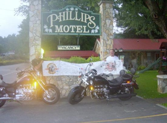 Phillips Motel: Robbinsville, North Carolina
