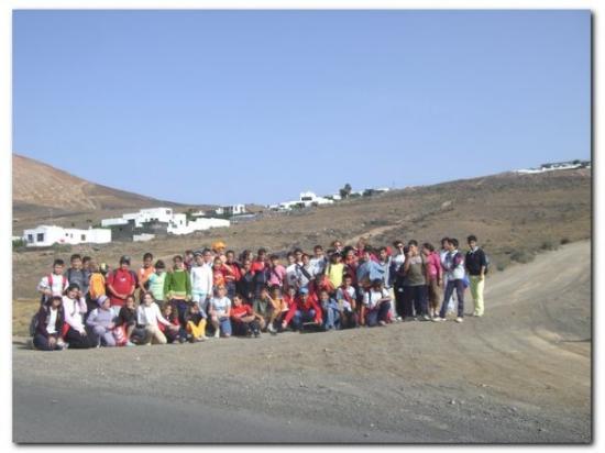 Lanzarote, Spanien: EL TALLER DE ARTE Luis Villalba, C/ El camino del barranco de Tegoyo nº18 Vegas de Tegoyo, Tías,