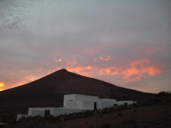 Lanzarote, Spanien: EL TALLER DE ARTE (atardecer)