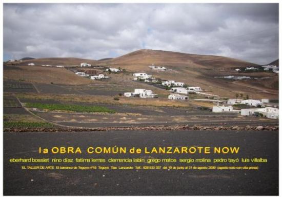 La OBRA COMÚN de Lanzarote Now