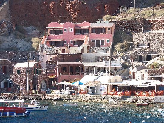 Amoudi Villas: Ammoudi Villas